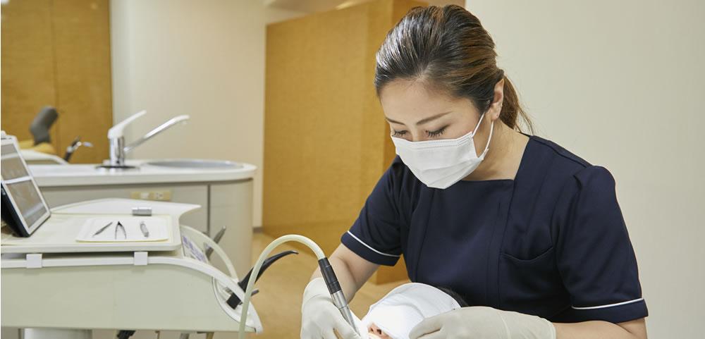 歯周病治療や定期検診